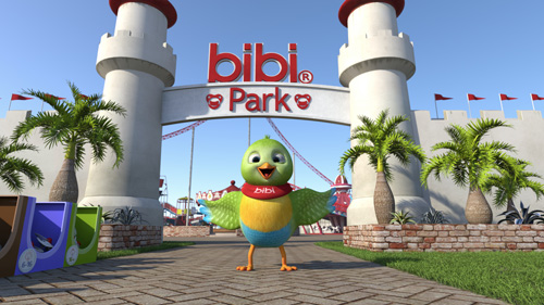 bibi cartoon animations - bibi park